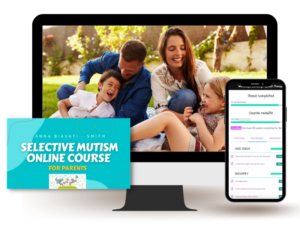 Selective Mutism online video course